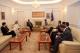 President Jahjaga received Deputy Prime Minister Pacolli